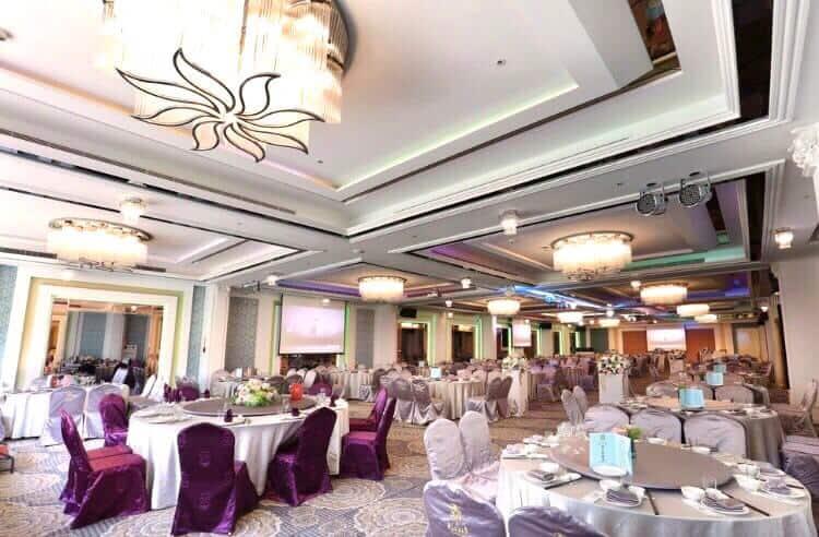 婚宴會館挑選:大和屋室內婚宴廳